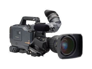 Rent: Panasonic HDX900 Camera + Canon HD Lens