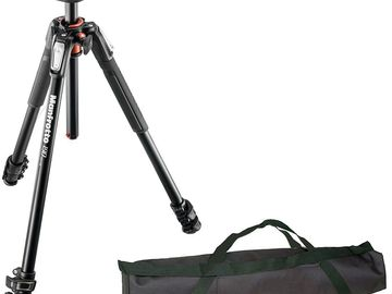 Rent: Manfrotto 190 + 3 Way head