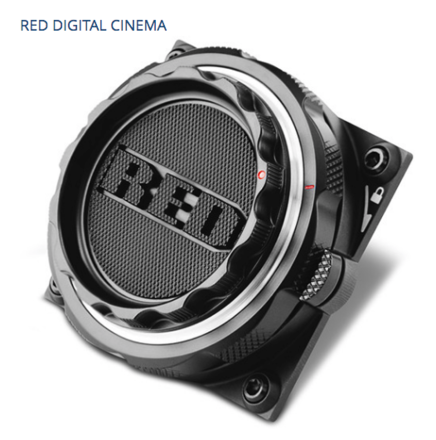 RED DIGITAL CINEMA DSMC Canon Mount