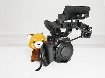 Rent: Canon EOS C200