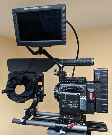 RED Epic Weapon 8K Package