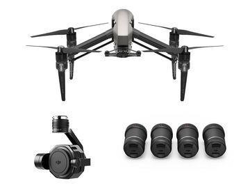 DJI Inspire 2 w/ Zenmuse X7 & Lens Set