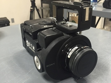 Rent: Sony FS700, Sony NEX-FS700, Super 35 Camcorder