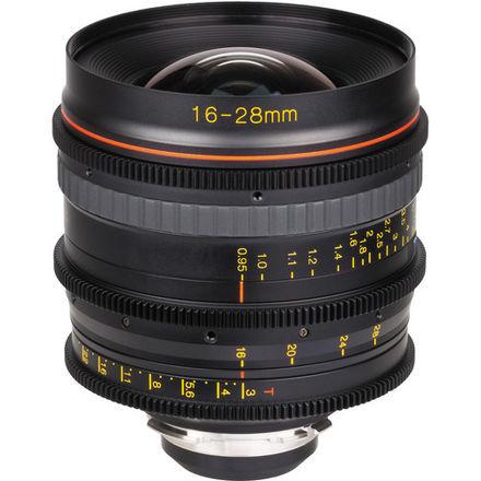 Tokina Cinema ATX 16-28mm T3 Wide-Angle Zoom PL