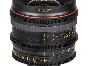Rent: Tokina Cinema ATX 16-28mm T3 Wide-Angle Zoom PL
