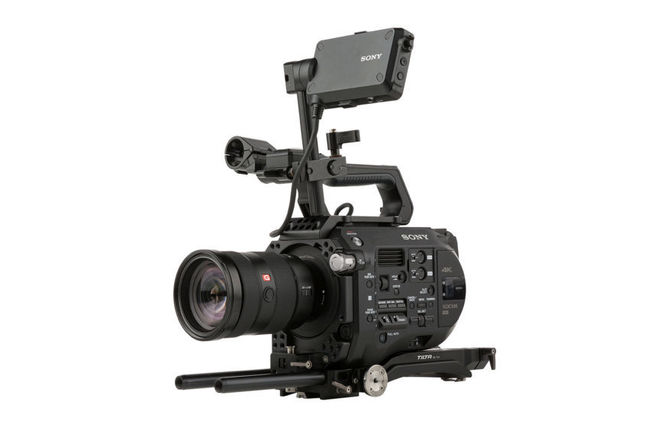 Sony PXW-FS7 Basic Package with Choice of Mount Adapter!