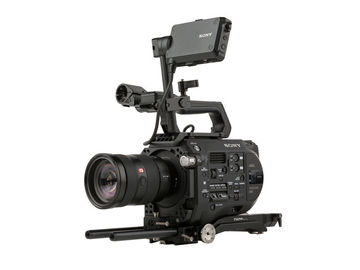 Rent: Sony PXW-FS7 Basic Package with Choice of Mount Adapter!