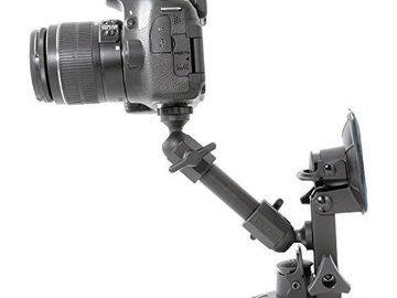 Rent: Delkin Fat Gecko Dual Suction Cup Car Camera Mount (B)