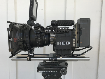 Rent: RED EPIC CAMERA 5K
