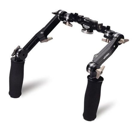 Tilta Universal Handgrip Rig for 15mm Studio and 15mm LWS
