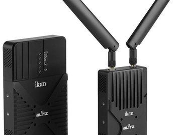 Rent: ikan Blitz 400 Wireless Video System 2 of 2