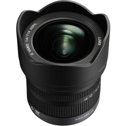 PANASONIC LUMIX 7-14mm f/4.0 (MFT)