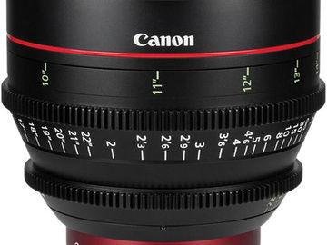 Rent: CANON CN-E24 24mm T1.5 L F Cine Lens