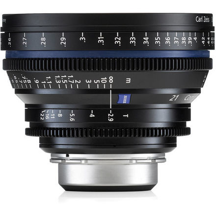 ZEISS CP.2 21mm T2.9 EF/PL/F Mount