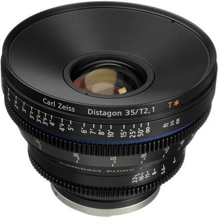 ZEISS CP.2 35mm T2.1 EF/PL/F Mount