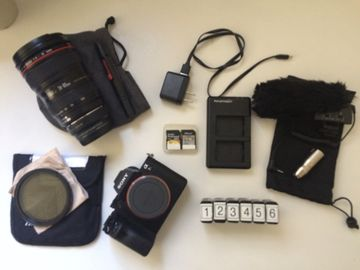 Rent: Sony Alpha a7s II Interview Package