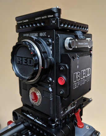 RED Epic Weapon Helium 8K S35 Brain