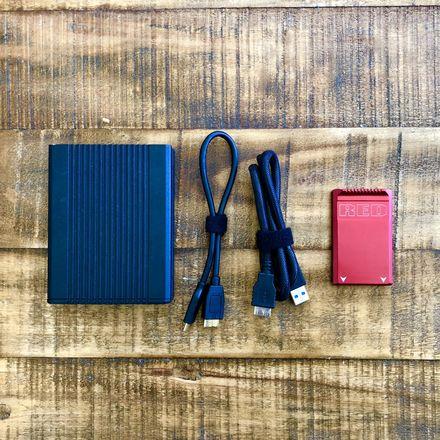 RED MINI-MAG - 512GB W Reader