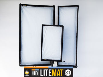 Rent: Litegear LiteMat Hybrid 3 light Interview kit #1