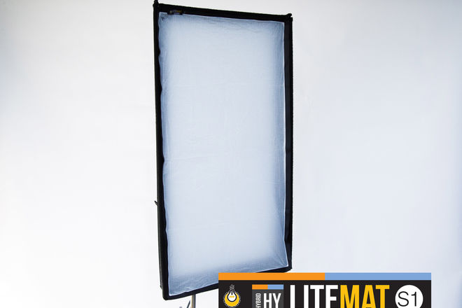 Litegear Litemat 4 with stand and bag