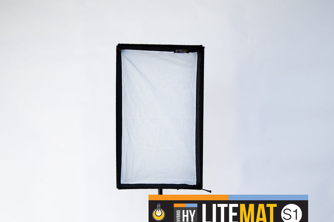 Litegear Litemat 1 with stand and bag