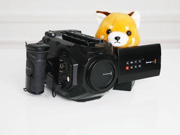 Rent: Blackmagic URSA Mini 4.6K