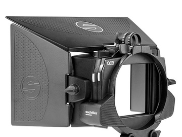 Rent: Sachtler Ace mattebox 4x5.6 or 4x4