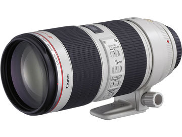 Rent: Canon 70-200mm F2.8L IS II USM