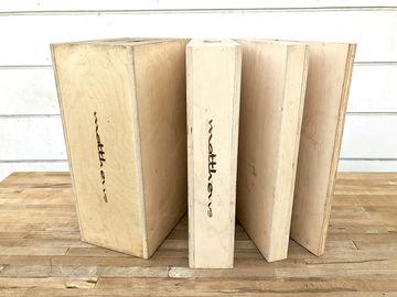 Rent: Matthews Apple Box Set (Pancake, Quarter, Half, Full) - A