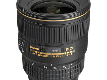 Rent: NIKON AF-S 17-35mm f/2.8 Zoom LensZoom Lens