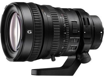 Sony 28-135mm E Mount Servo Zoom Lense F/4