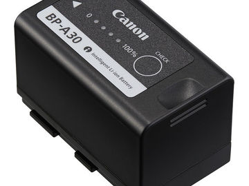 Rent: (2) Canon Canon BP-A30 Batteries (C300 mkII &C200)