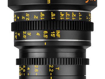 Rent: VEYDRA Mini Prime 16mm T2.2 MFT/E Mount