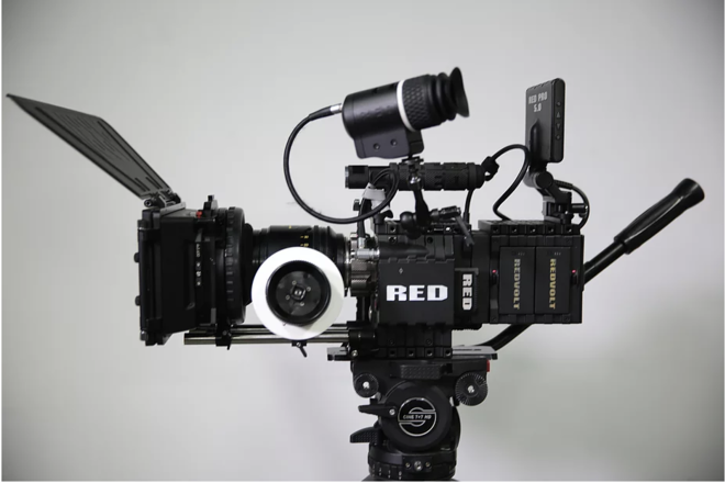 KILLER CUSTOM RIG! Red Epic Dragon 6K Camera Package