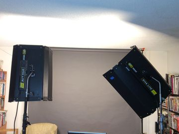 Rent: 2x Kino Flo Diva-Lite 400 Kit