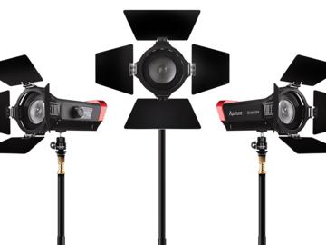 Rent: Aputure LS-mini 20 Kit (3 lights total)