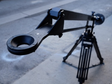 Rent: Miller Jib with Tripod and Dolly