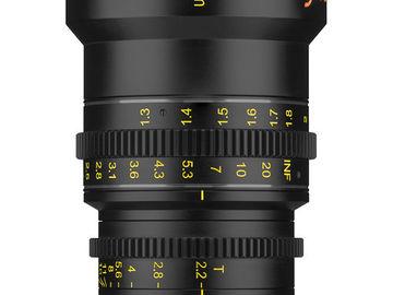 Rent: VEYDRA Mini Prime 85mm T2.2 MFT/E Mount