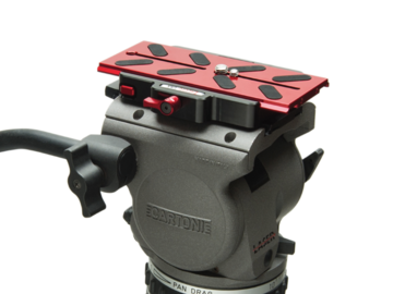 Rent: Zacuto VCT Pro Tripod Dock and Top Plate