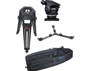 Rent: Cartoni Focus 22 Tripod