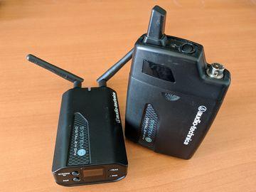 Rent: Audio Technica Wireless Lav Set