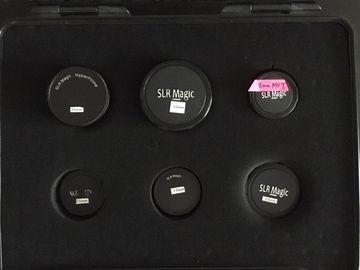 Rent: SLR Magic HyperPrime MFT Cine Lens Set (8,10,17,25,35,50)
