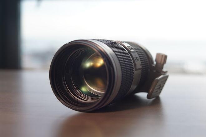 Canon 70-200mm f/2.8 II IS