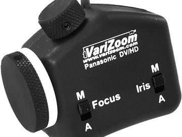 Rent: VARIZOOM VZPFI Focus / Iris Control for Panasonic