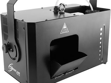 Rent: Chauvet Hurricane Haze 4D Hazer with Wired Controller