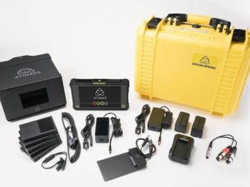 Rent: Atomos Shogun Inferno 7-in 4K Recorder Kit
