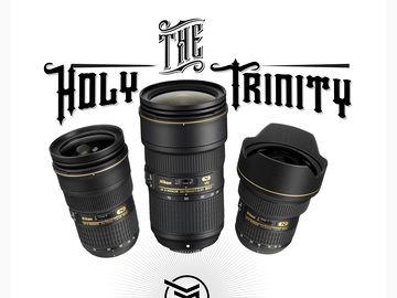 Rent: Nikon's Holy Trinity