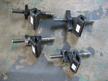 "Rent: (4x) Matthellini 3"" Center Jaw Clamps"