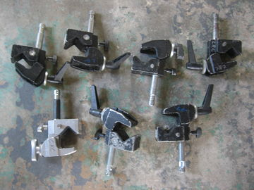 Rent: (4x) Mafer Clamps with Baby pin