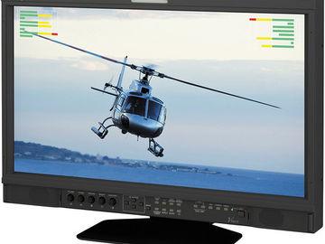 """Rent: JVC DT-V21G11z 21"""" HDSDI LED Monitor"""